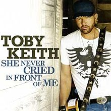 Toby Keith – She Never Cried In Front Of Me MP3