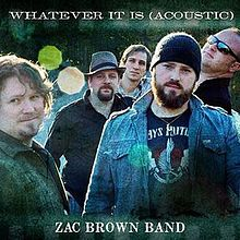 Zac Brown Band – Whatever It Is MP3